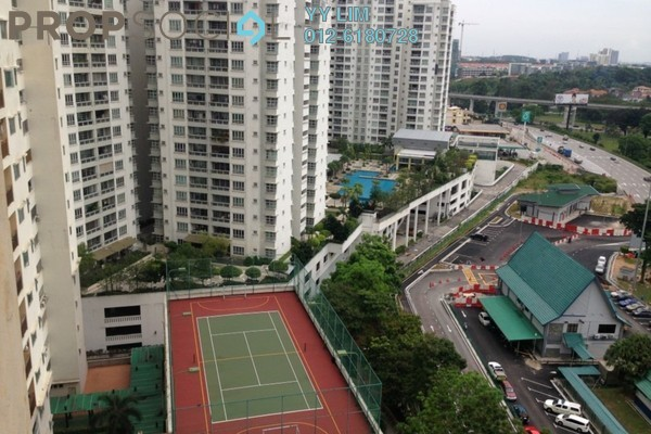 For Sale Condominium at Kelana Mahkota, Kelana Jaya Freehold Semi Furnished 3R/2B 580k