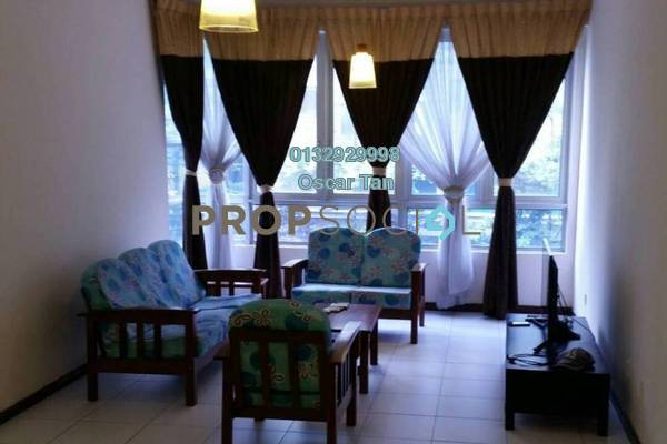 For Rent Condominium at The Tamarind, Sentul Freehold Fully Furnished 3R/2B 1.9k