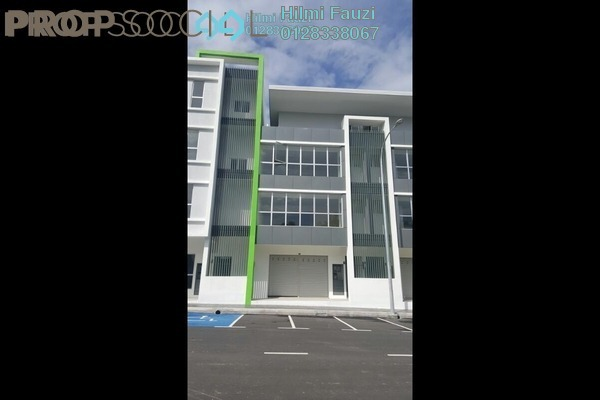 For Rent Shop at Bandar Puteri Bangi, Kajang Freehold Unfurnished 0R/2B 4.5k