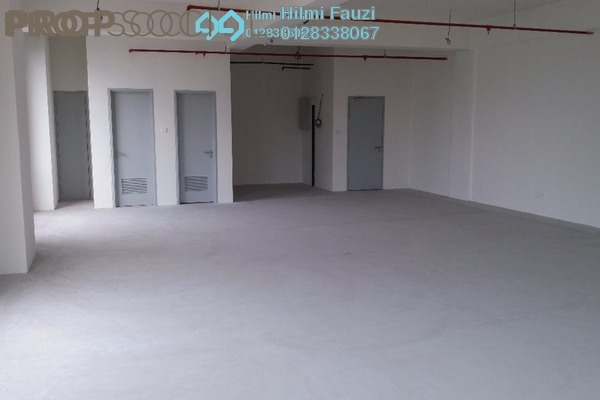For Rent Office at Wangsa 118, Wangsa Maju Leasehold Unfurnished 0R/2B 5k