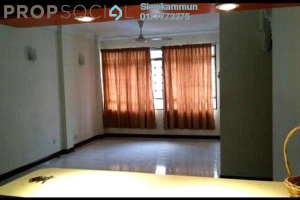 For Rent Apartment at D'Shire Villa, Kota Damansara Freehold Semi Furnished 3R/2B 1.4k