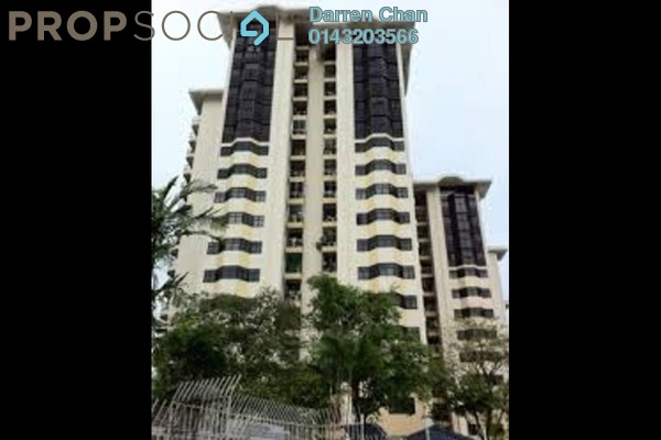 For Rent Condominium at One Ampang Avenue, Ampang Freehold Fully Furnished 3R/2B 2k