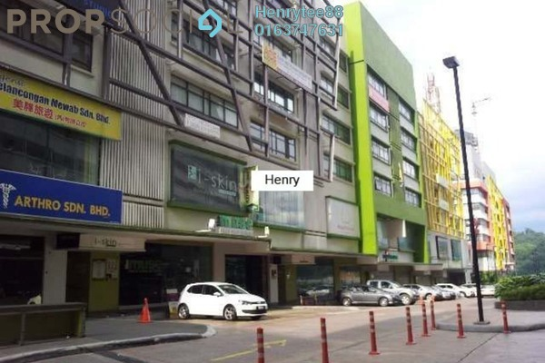 For Rent Office at Neo Damansara, Damansara Perdana Freehold Semi Furnished 0R/0B 4.5k