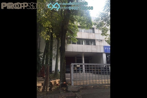 For Rent Factory at Taman Segambut, Segambut Leasehold Unfurnished 0R/2B 15k