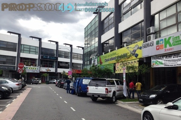 For Sale Shop at The Trillium, Sungai Besi Leasehold Semi Furnished 0R/6B 3.8m