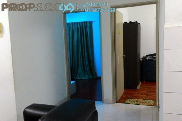 For Sale Apartment at Desa Satu, Kepong Freehold Unfurnished 3R/2B 165k