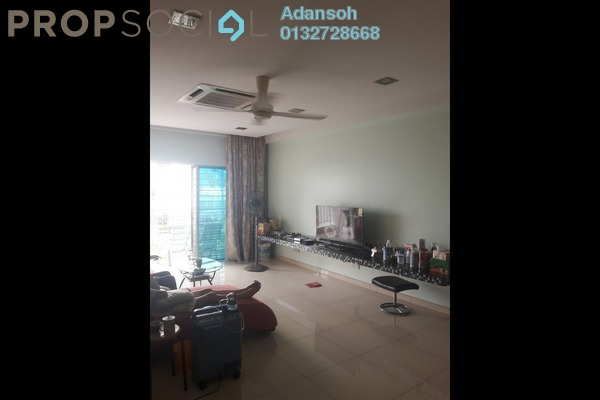 For Sale Condominium at Plaza Menjalara, Bandar Menjalara Freehold Semi Furnished 3R/2B 665k