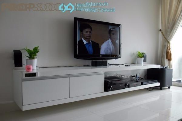 For Sale Condominium at Plaza Menjalara, Bandar Menjalara Leasehold Semi Furnished 3R/2B 620k