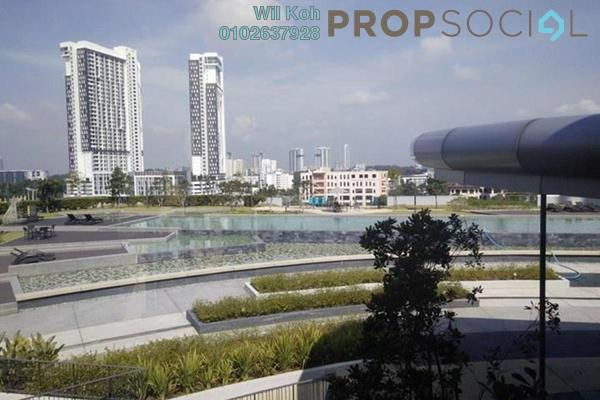 For Sale Condominium at Hyve, Cyberjaya Freehold Fully Furnished 1R/1B 280k