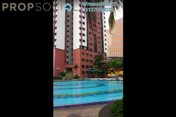 For Sale Condominium at Bistari, Putra Freehold Unfurnished 4R/2B 650k