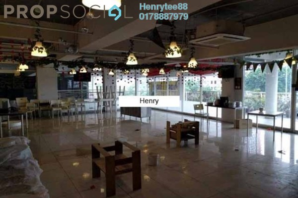 For Rent Shop at Platinum Mondrian PV128, Setapak Freehold Unfurnished 0R/0B 8k