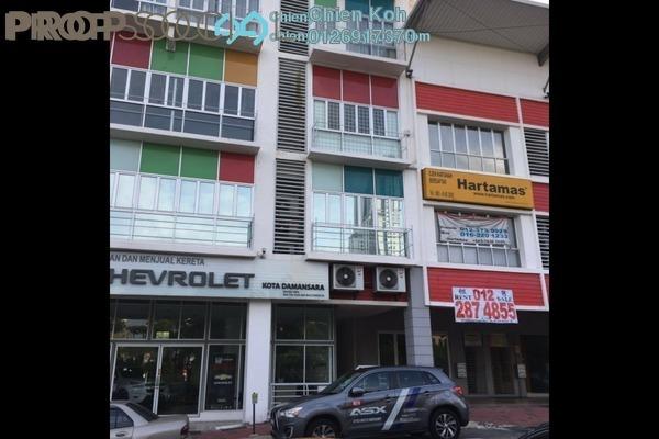 For Rent Office at Sunsuria Avenue, Kota Damansara Leasehold Semi Furnished 0R/0B 1.98k