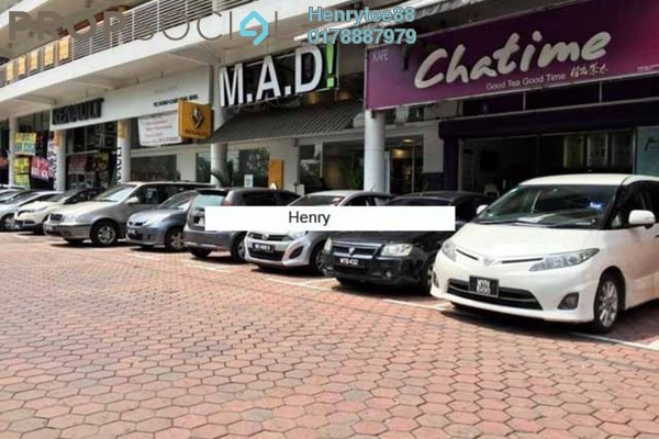 For Rent Shop at Platinum Mondrian PV128, Setapak Freehold Unfurnished 0R/0B 25k