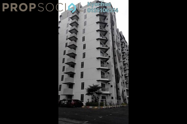 For Rent Condominium at Sky Garden Residences, Chemor Freehold Fully Furnished 3R/3B 1k