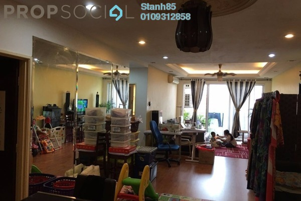 For Rent Condominium at Prima Setapak II, Setapak Freehold Fully Furnished 3R/2B 2.1k
