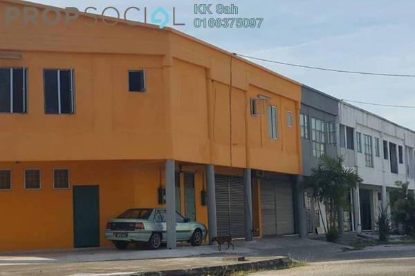For Rent Factory at Pulau Indah Industrial Park, Port Klang Freehold Unfurnished 2R/2B 1.5k