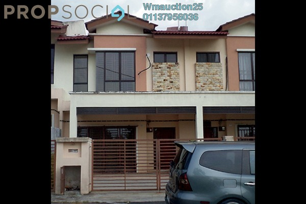 For Sale Terrace at Puteri Heights, Rawang Freehold Unfurnished 5R/3B 297k
