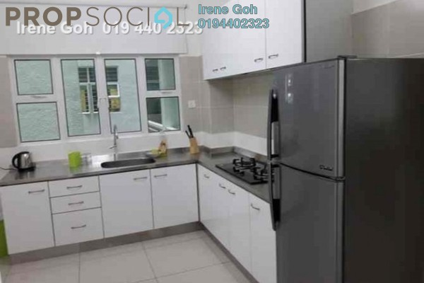For Rent Serviced Residence at Summerton Bayan Indah, Bayan Indah Freehold Fully Furnished 3R/3B 3k