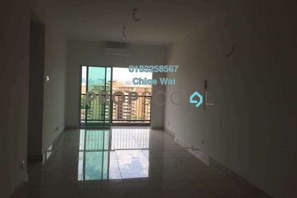 For Rent Condominium at Spring Avenue, Kuchai Lama Freehold Semi Furnished 3R/2B 1.7k