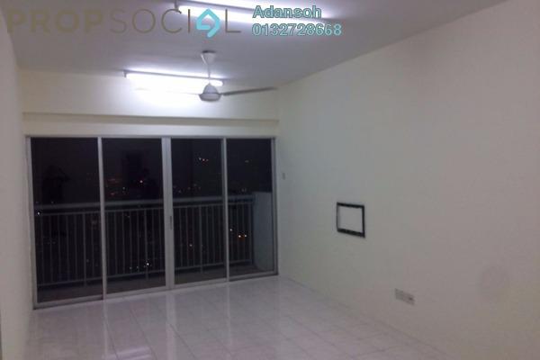For Sale Apartment at Plaza Medan Putra, Bandar Menjalara Freehold Fully Furnished 3R/2B 390k