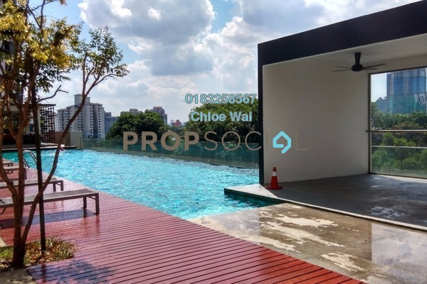For Sale Condominium at Residence 8, Old Klang Road Freehold Unfurnished 4R/4B 650k