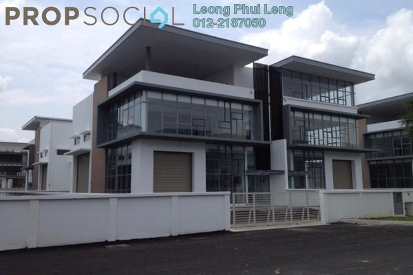 For Rent Factory at Taman Meranti Jaya Industrial Park, Puchong Leasehold Unfurnished 0R/0B 9k
