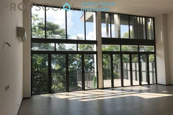 For Sale Terrace at The Mansions, Desa ParkCity Freehold Semi Furnished 7R/7B 5.5m