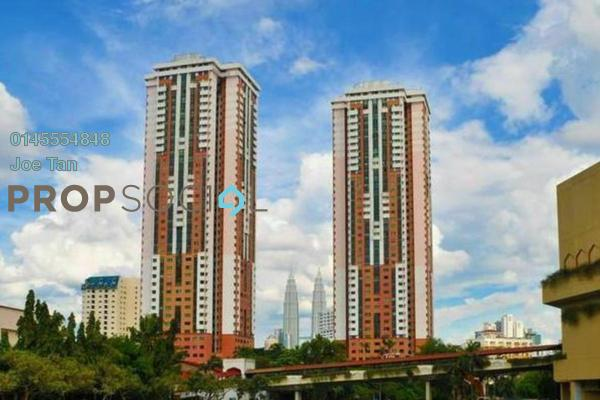 For Rent Condominium at Bistari, Putra Freehold Fully Furnished 3R/2B 2.3千