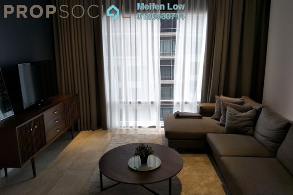 For Rent Condominium at Pavilion Residences, Bukit Bintang Freehold Fully Furnished 1R/1B 4.5k