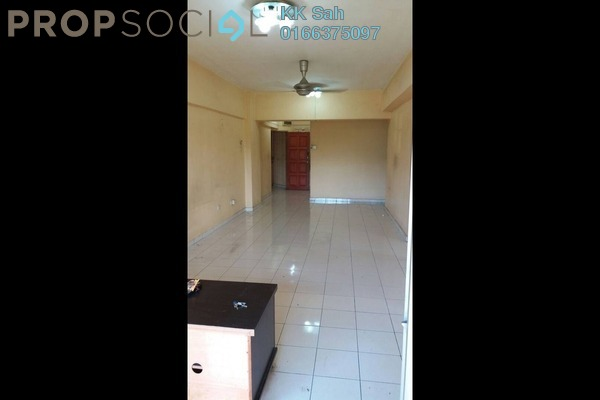 For Rent Condominium at Section 24, Shah Alam Freehold Semi Furnished 3R/2B 1k
