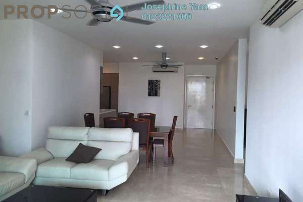 For Rent Condominium at Sastra U-Thant, Ampang Hilir Freehold Fully Furnished 3R/3B 7.5k