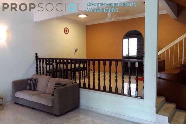 For Rent Terrace at Taman Megah, Kelana Jaya Freehold Fully Furnished 3R/3B 2k