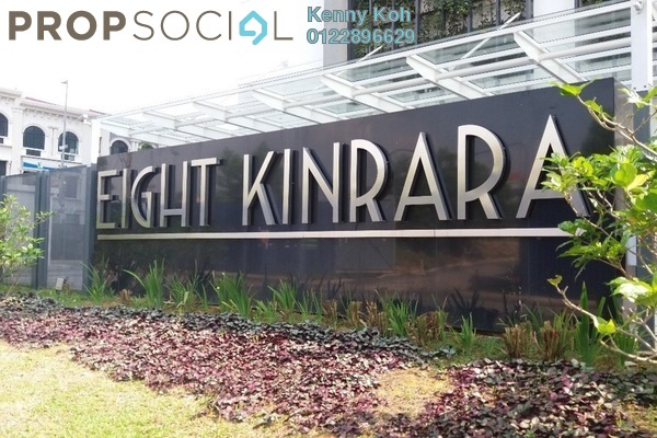 For Rent Condominium at 8 Kinrara, Bandar Kinrara Freehold Unfurnished 3R/2B 2.3k