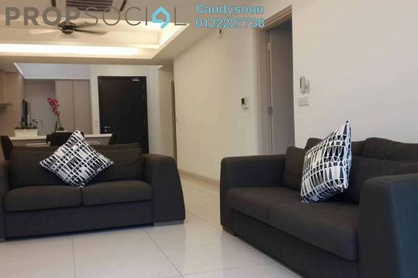For Rent Condominium at Suasana Bukit Ceylon, Bukit Ceylon Freehold Fully Furnished 3R/2B 5k