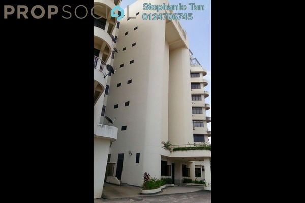 For Rent Condominium at Tanjung Pura, Georgetown Freehold Semi Furnished 3R/2B 2.2k