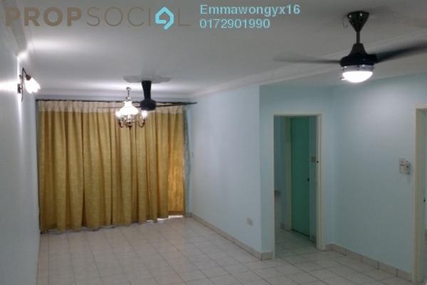 For Rent Apartment at Flora Damansara, Damansara Perdana Freehold Semi Furnished 2R/2B 1k