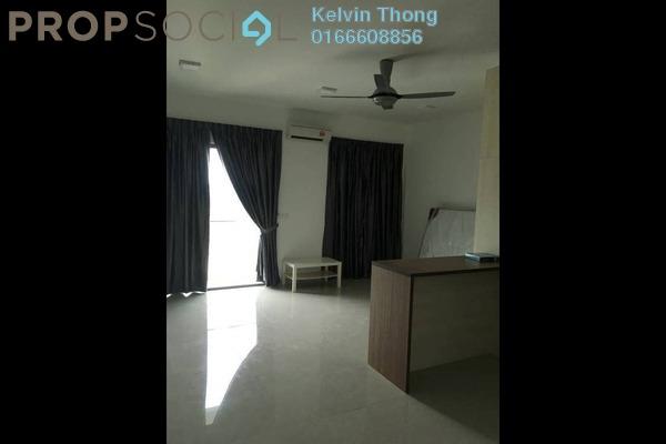 For Rent SoHo/Studio at i-City, Shah Alam Freehold Semi Furnished 0R/1B 1.3k