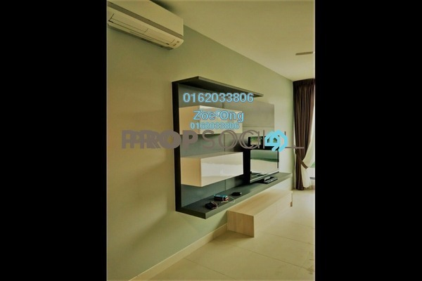 For Rent Condominium at AraGreens Residences, Ara Damansara Freehold Semi Furnished 2R/3B 2.5k