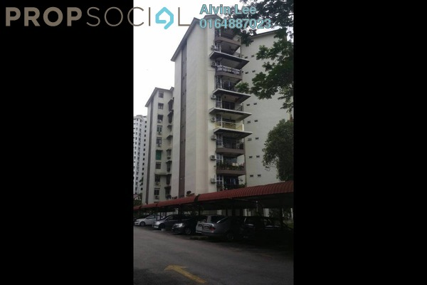 For Sale Condominium at Fairway View, Bukit Jambul Freehold Fully Furnished 3R/2B 480k