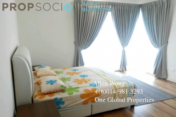 For Rent Condominium at Permas 11, Bandar Baru Permas Jaya Freehold Fully Furnished 4R/3B 4k