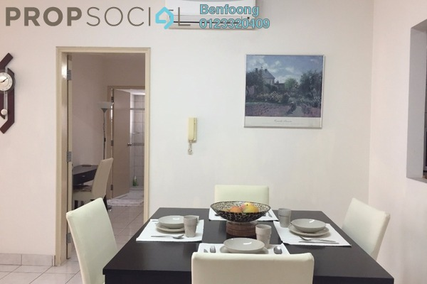 For Rent Condominium at Mont Kiara Bayu, Mont Kiara Freehold Fully Furnished 2R/2B 3.5k