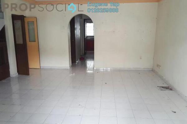 For Rent Terrace at Taman Bukit Desa, Kepong Freehold Semi Furnished 4R/3B 1.7k