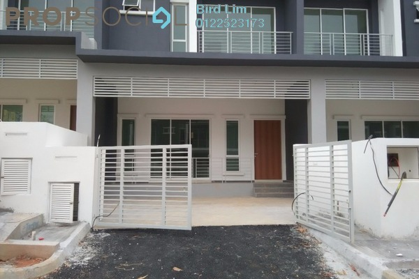 For Sale Terrace at Ridgeview Residences, Kajang Freehold Unfurnished 5R/3B 840k