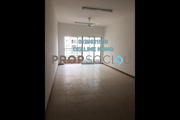 For Sale Condominium at Plaza Medan Putra, Bandar Menjalara Freehold Unfurnished 3R/2B 398k