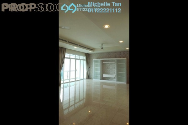 For Rent Condominium at The Pearl, KLCC Freehold Semi Furnished 3R/5B 10.5k