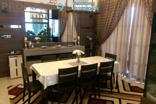 For Sale Condominium at Mont Kiara Aman, Mont Kiara Freehold Fully Furnished 4R/4B 2.1m
