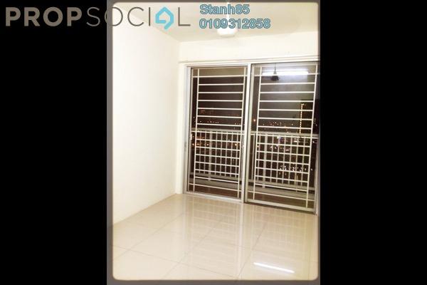 For Sale Condominium at Platinum Lake PV15, Setapak Freehold Semi Furnished 4R/2B 538k