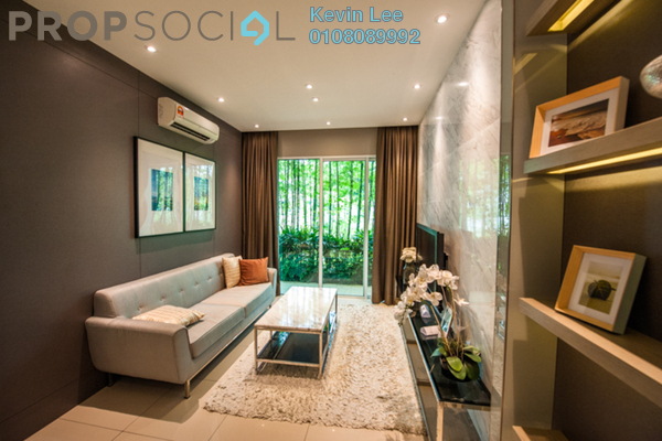 For Sale Serviced Residence at Sentul Point, Sentul Freehold Unfurnished 2R/2B 387k