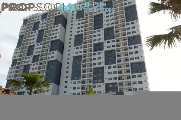 For Sale Apartment at Pinang Laguna, Seberang Jaya Freehold Unfurnished 3R/2B 359k