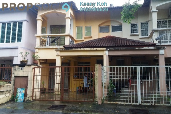 For Rent Terrace at Kasawari , Bandar Puchong Jaya Freehold Unfurnished 4R/3B 1.3k